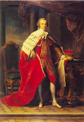 3rd Duke of Roxburghe by Botoni